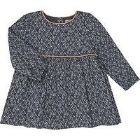 Wheat Baby Gudrun Dress, Blue