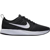 Nike Dualtone Racer Womens Trainers, Black/White