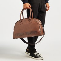Fred Perry Classic Grip Bag, Tan