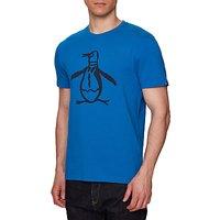 Original Penguin Laser Cut Pique Pete T-Shirt