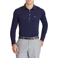 Polo Golf by Ralph Lauren Long Sleeve Polo Top, French Navy