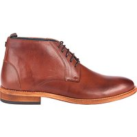 Barbour Benwell Leather Chukka Boots