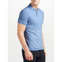 Polo Ralph Lauren Slim Fit Polo Top, Jamaica Heather