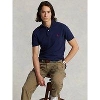 Polo Ralph Lauren Short Sleeve Slim Fit Polo Shirt