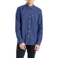 Levis Sunset One Pocket Shirt, Caspia Indigo