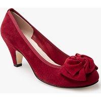 John Lewis Annabelle Block Heeled Court Shoes