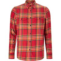 JOHN LEWIS & Co. Mineral Check Shirt, Red