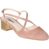 L.K. Bennett Claudette Block Heeled Court Shoes