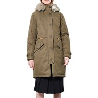 Parka London Lucinda Essential Parka, Military Green