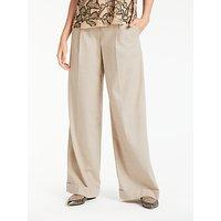 Modern Rarity Flannel Wide Leg Trousers