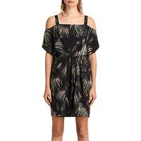 AllSaints Rae Neluwa Dress, Black