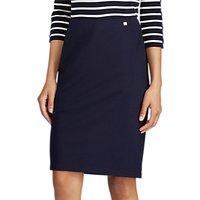 Lauren Ralph Lauren Javinay Straight Skirt, Royal Navy