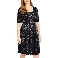 Studio 8 Viola Lace Dress, Navy