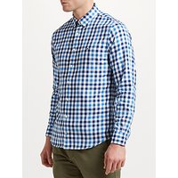 Tommy Hilfiger Multi Gingham Check Shirt, Sky Captain