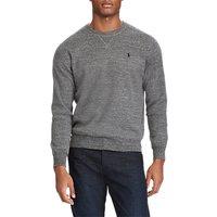 Polo Ralph Lauren Crew Neck Sweatshirt, Sierra Grey Heather