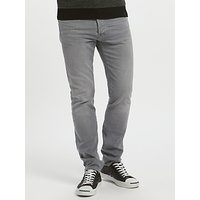 Edwin ED-80 Slim Tapered Jeans, Ink Black Denim