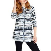 Studio 8 Elsbeth Shirt, White/Blue