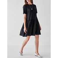 Y.A.S Everly Back Tie Dress, Night Sky