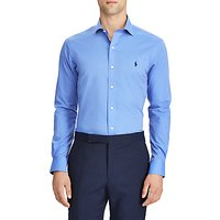 Polo Ralph Lauren Long Sleeve Sports Shirt, La Jolla Blue