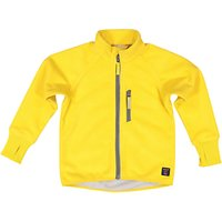 Polarn O. Pyret Childrens Fleece Jacket, Yellow