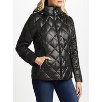 Lauren Ralph Lauren Short Quilted Coat, Black