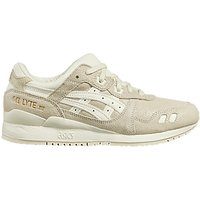 Asics Tiger Gel-Lyte III Women's Trainers, Cream