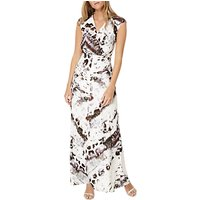 Damsel in a dress Ocelot Maxi Dress, Multi