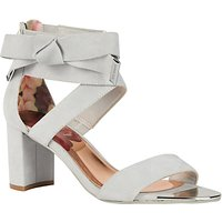 Ted Baker Noxen Cross Strap Bow Sandals