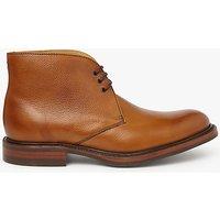John Lewis Made in England Avebury Chukka Boots, Tan