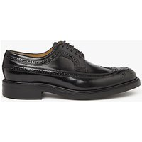 John Lewis Made in England Ascott Derby Brogues, Black