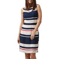 Sugarhill Boutique Eliza Stripe Shift Dress, Multi