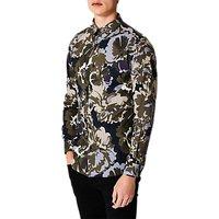 Selected Homme Dacre Shirt, Vulcan