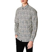 Selected Homme Billy Shirt, Black