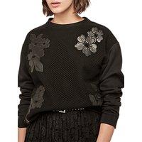 Gerard Darel Unique Sweater, Black