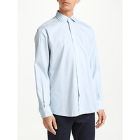 Hackett London Classic Jacquard Shirt, Blue