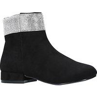 Mini Miss KG Childrens Bling Bling Boots, Black
