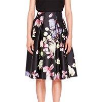 Ted Baker Angi Kensington Floral Full Skirt, Angi