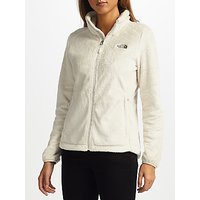 The North Face Osito 2 Womens Fleece Jacket, White