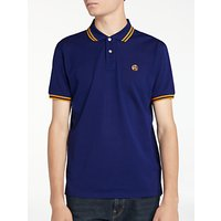 PS by Paul Smith Twin Tipped Polo Shirt, Indigo