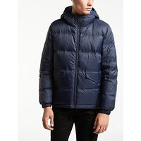 PS by Paul Smith Down Hooded Jacket, Navy