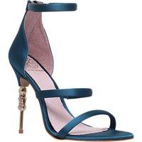 KG by Kurt Geiger Jazz Embellished Stiletto Heeled Sandals