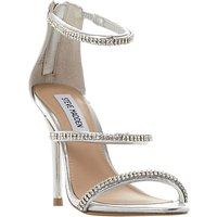 Steve Madden Wren-R SM Jewelled Strap Stiletto Sandals