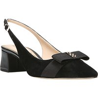 Sam Edelman Alden Slingback Court Shoe, Black