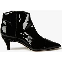 Sam Edelman Kinsey Pointed Toe Ankle Boots, Black