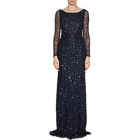 French ConnectionFrench Connection Helen Sparkle Maxi Dress, Nocturnal