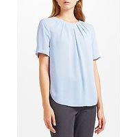 John Lewis Darcie Blouse, Light Blue