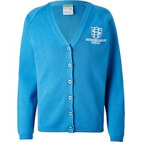 Sherborne House School Cardigan, Blue