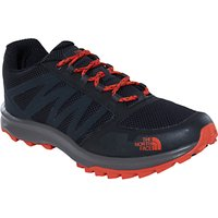 The North Face Litewave Fastpack Mens Hiking Shoes, Grey