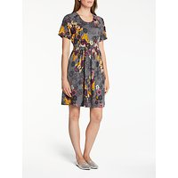 ThoughtThought Vienna Floral Print Dress, Multi
