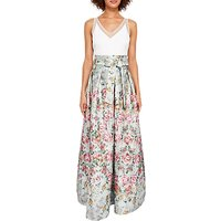 Ted Baker Meigan Patchwork Maxi Dress, Multi